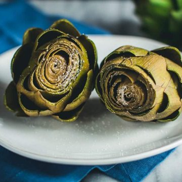 healthy artichoke recipes